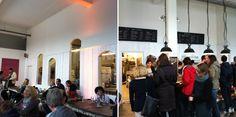 HAMBURG Cafe Schmidt Elbe (Große Elbstr. 212)