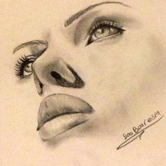 I just love her but I forget her name draw it with pencil Name Drawings, Art Drawings, Drawings, My Drawings, Art, Draw