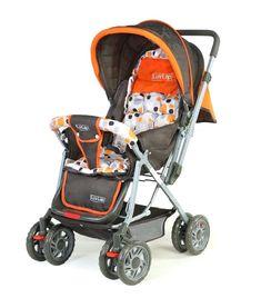532c9fcdfd Kinderwagen Fahrrad Luvlap Sunshine Kinderwagen Orange Moderne  Stokke  Kinderwagen
