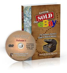 """Getting Sold on eBay"" Book & Training DVD by Norb Novocin"