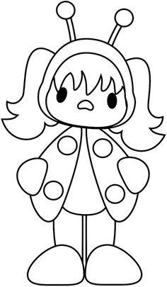 ladybug girl (f)