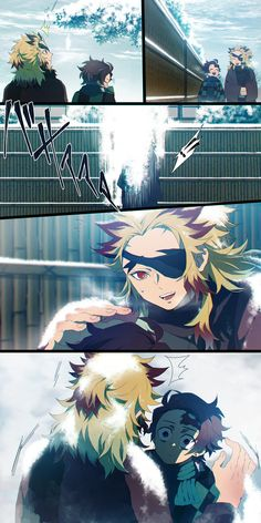 Kimetsu No Yaiba Doujinshi - Tuyết - Wattpad Anime Meme, Manga Anime, Anime Art, Cute Drawlings, Demon Hunter, Demon King, Dragon Slayer, Anime Angel, Slayer Anime