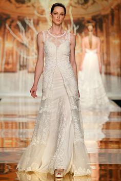 YolanCris | YolanCris bridal fashion show 2014. Part II