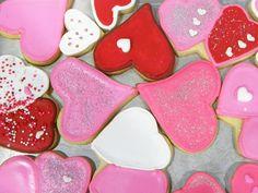Festeja con tus amigos este día tan especial. Decora cada galleta de forma creativa y única. Fondant, Sweets, Sugar, Cookies, Desserts, Ideas, Shape, Deserts, Creativity