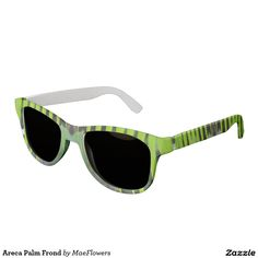 Areca Palm Frond Sunglasses from MaeFlowers
