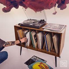Collection   acomoda até 180 LPS! Confira: https://goo.gl/rH49Nb