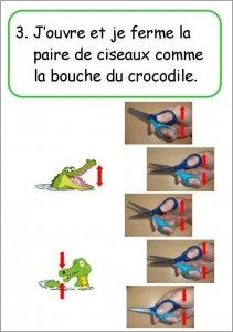 Motricité Drawing Tips dog drawing Learning Activities, Activities For Kids, Autism Education, Cutting Practice, Scissor Skills, French Resources, French Immersion, Home Schooling, Learn French