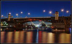 Burnside Bridge Portland Or