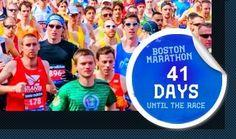Laufend gebloggt: #boston2014: Intervalle 5*1km in 3:45 mit 400m Tra...