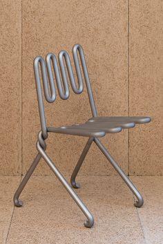 Max Lamb_Ali Bar Chair