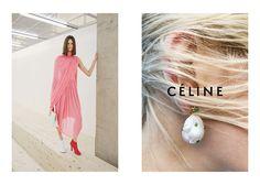 Céline Spring 2017 Ad CampaignBY SHAYLA KELLYPhotographer | Juergen TellerModels |Amber Witcomb,Daniela Kocianova,Giedre Dukauskaite,Iana Godnia,Marjan JonkmanHair | Guido PalauMakeup | Diane Kendal