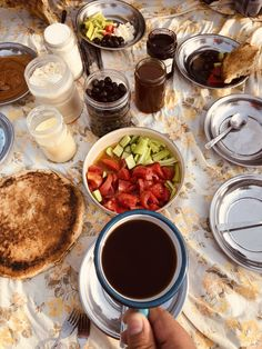 Explore the wonders of the Turkish ethnic culture through nomadic hiking adventures and exclusive cultural and textile tours with The Black Tent Project. Turkish Breakfast, Breakfast Bowls, Turkish Eggs, Whipped Feta, Spinach And Feta, Half Baked Harvest, Sweet And Salty, How To Make Bread, Yummy Food