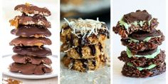 11 Cookies You Can Throw Together in a Bowl—No Baking Required  - CountryLiving.com