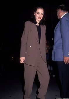 20 Winona Ryder Outfits We Would Totally Wear Today