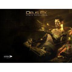 DEUS EX HUMAN REVOLUTION - VIDEO GAME WALL POSTER - 30CM X 43CM PS3 360: Amazon.de: Küche & Haushalt