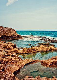 Beach i grew up going to in Vega Baja, Puerto Rico