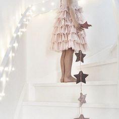 awww. Little girl decor inspiration: )
