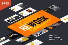Ad: Keynote Bundle - Free Updates by Rework on ❖ OFF / This bundle will be updated with each release of our new presentation ❖ WHAT'S IN THE BUNDLE - Rework Keynote Presentation - - Presentation Design Template, Powerpoint Presentation Templates, Keynote Template, Design Templates, Presentation Slides, Google Material, Creative Powerpoint Presentations, Image Font, Business Card Logo
