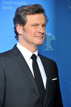 Colin Firth attends the 'The King's Speech' Photocall during day seven of the 61st Berlin International Film Festival