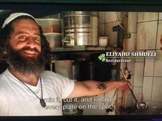 One of the stars of Hummus The Movie - Eliyahu Shmueli Documentary Film, Films, Movies, Hummus, Documentaries, Stars, Homemade Hummus, Film, Film