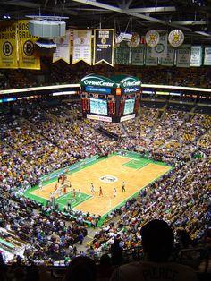 TD Garden - Celtics Game