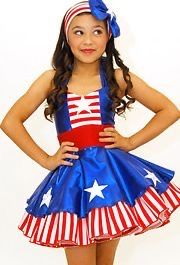 Patriotic Costumes, Patriotic Dresses, Patriotic Outfit, 4th Of July Dresses, 4th Of July Outfits, Pageant Wear, Pageant Gowns, Tap Costumes, Girl Costumes