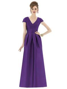 Alfred Sung Style D657 http://www.dessy.com/dresses/bridesmaid/d657/#.UrDPK42Bakg
