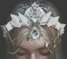 Imagen de crown and mermaid