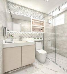 ideas apartment decorating modern bathroom makeovers for 2019 Bathroom Design Luxury, Bathroom Design Small, Bathroom Layout, Modern Bathroom, Wood Floor Bathroom, Bathroom Flooring, Tile Flooring, Bathroom Wall, Sweet Home Design