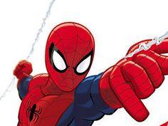 Ultimate Spider-man cartoon
