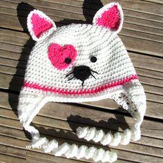 Crochet For Children: Kitty Hat - Free Pattern