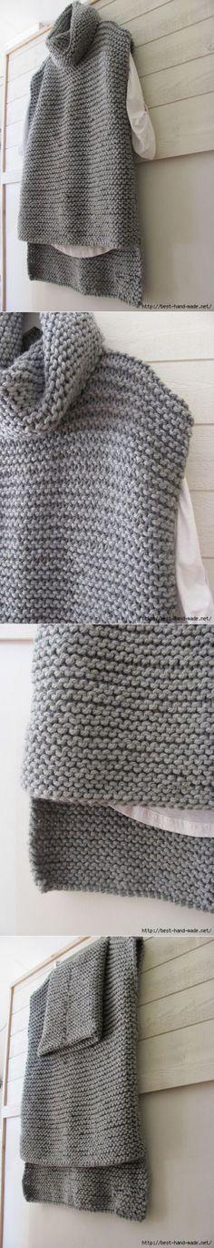 39 Ideas For Baby Crochet Poncho Pattern Yarns Baby Sweater Patterns, Poncho Knitting Patterns, Knit Baby Sweaters, Loom Knitting, Knit Patterns, Crochet Baby, Knit Crochet, Crochet Pullover Pattern, Pulls