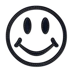 Big Smile Happy Face Icon #019656 ❤ liked on Polyvore featuring backgrounds and circle