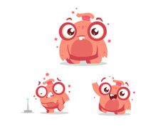 Cute Balloon monster by Ayoub Moulakhnif