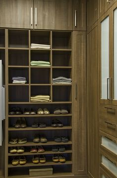 The solution to plenty of  #shoes is organize, organize, organize. Utilize #storage and @closetworks organizers.