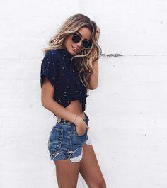 Imagen de fashion, girl, and summer