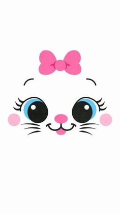 41 Ideas For Cats Cute Wallpaper Kawaii Kitty Wallpaper, Cartoon Wallpaper, Iphone Wallpaper Kawaii, Disney Wallpaper, Mobile Wallpaper, Wallpaper Backgrounds, Tangled Wallpaper, Aztec Wallpaper, Iphone Backgrounds