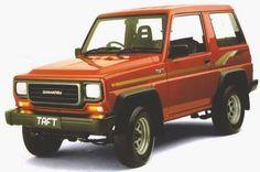 Daihatsu Taft legenda dari masa ke masa Daihatsu, 4x4, Custom Bikes, Jeep, Vroom Vroom, Offroad, Garage, Trucks, Cars