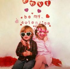 Valentine's Day message from Princess Leonore and Nicolas