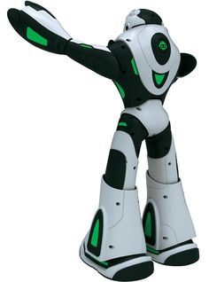 Primul robot WowWee care poate fi controlat vocal (raspunde la anumite cuvinte cheie). Seamana cu un personaj excentric de desene animate, care face intruna glume si comentarii haioase. Pentru a interactiona cu el, foloseste comenzile vocale sau mainile tip joystick. Echipat cu multiple caracteristici, Joebot poate fi partenerul tau de box; daca bati un anumit ritm, el il va repeta perfect, impreuna cu un dans!