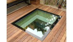 Walk-on Glass Rooflight