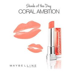 Color Whisper By Color Sensational Lipstick - Lip Makeup - Maybelline ❤ liked on Polyvore