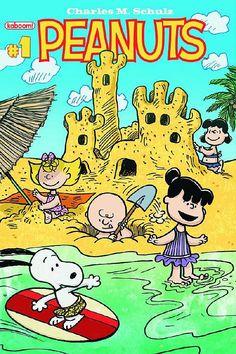 KaBOOM Peanuts Series 2, #1