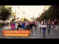 International Flash Mob! -- On Sunday 29 September, 34 groups from 15 countries danced at the same time in the rhythm of #NowWeMove Flash Mob.