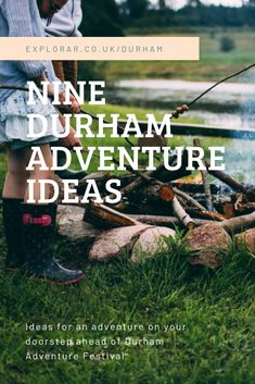 Durham Adventure Festival promises tales of excitement out in far off lands - but you don't have to go too far to enjoy your own mini adventure. Durham University, Durham Cathedral, Road Routes, Adventure Center, Running Club, Starry Night Sky, Dark Skies, Open Water, Stargazing