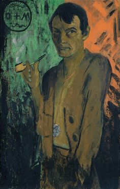 otto mueller paintings | Otto Müller 1874-1930 | Expressionist painter | The Die Brücke Group ...