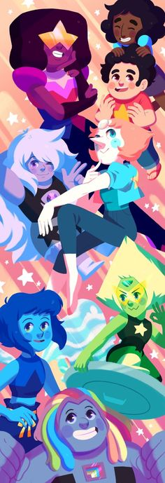 My name's Lydia ♊️, bisexual, she/her) and I make Steven Universe gifs (and the. Steven Universe Peridot, Steven Universe Anime, Steven Universe Wallpaper, Steven Universe Drawing, Steven Universe Memes, Universe Art, Steven Universe Gem Fusions, Bismuth Steven Universe, Garnet Steven