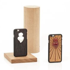 Wood'd X  Cor Sine Labe Doli. It's a 6 wooden and ceramic iPhone covers capsule collection. Now available in stores and online #Woodd #corsinelabedoli