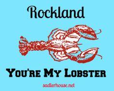 You bettah believe it. #Rockland #Maine