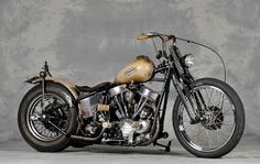 Speechless - Harley Panhead